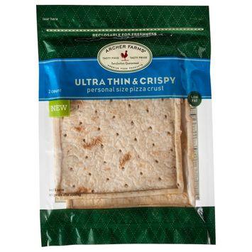 Archer Farms Mini Thin and Crispy Pizza Crust 10 oz