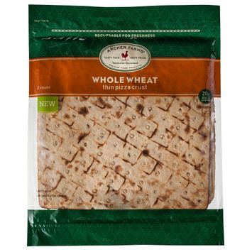 Archer Farms Whole Wheat Thin Pizza Crust 10 oz
