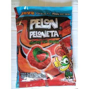 Pelon Peloneta Chamoy Con Sanida (Chamoy with Watermelon Flavor) Lollipop