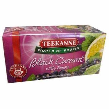 Black Currant with Lemon (Teekanne) 20 tea bags