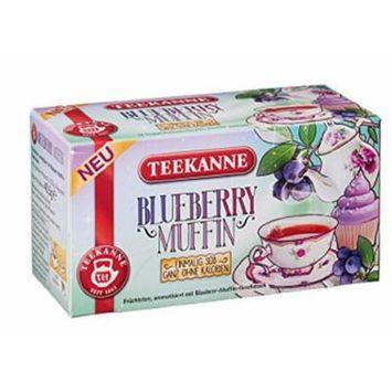 German Teekanne Blueberry Muffin Tea 18 Bags