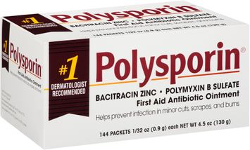 Polysporin® First Aid Antibiotic Ointment