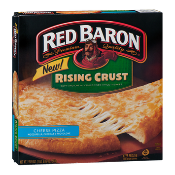 Red Baron Rising Crust Cheese Pizza