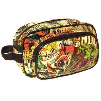 Marvel Retro Comics Toiletry Bag