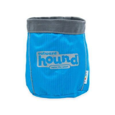 Outward Hound® Treat Tote for Dogs in Blue