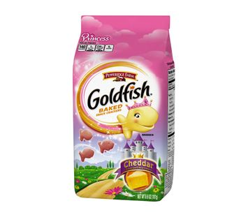 Pepperidge Farm® Goldfish® Princess Cheddar Baked Snack Crackers