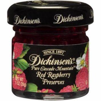 (Price/case)Dickinson 5150003887 Dickinson 1 Ounce Red Raspberry Preserves