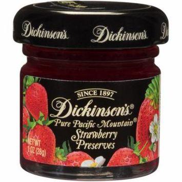 (Price/case)Dickinson 5150003889 Dickinson 1 Ounce Strawberry Preserves