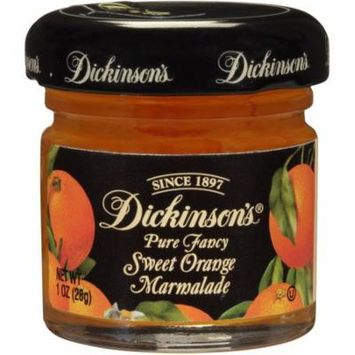 Dickinson Orange Marmalade, 1 Ounce (72 Pack)
