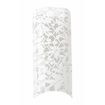 Bundle 2 Items: Cala Premium Airbrushed Nail Tips (87-799) - 70pcs + A-viva Jojoba Cuticle Oil