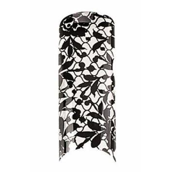 Bundle 2 Items: Cala Premium Airbrushed Nail Tips (87-729) - 70pcs + A-viva Jojoba Cuticle Oil