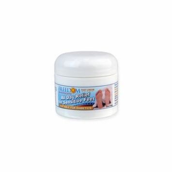 Advocate Freedom All Day Relief 2-ounce Foot Cream