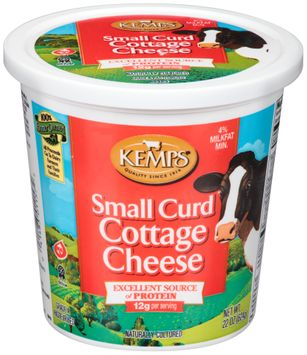 Kemps® 4% Small Curd Cottage Cheese