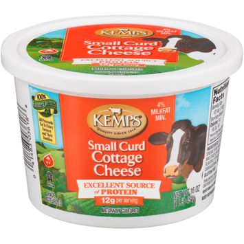Kemps® Small Curd Cottage Cheese