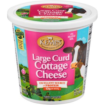 Kemps® Large Curd Cottage Cheese
