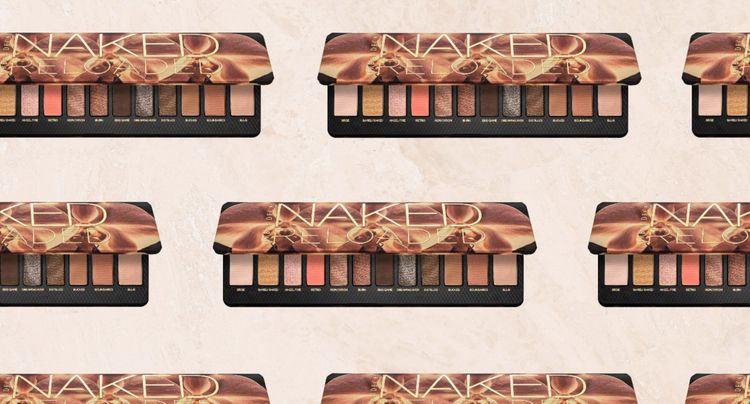 First Look: Urban Decay's Naked Reloaded Palette