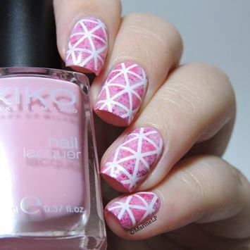Manicure Monday: Pretty in Pink