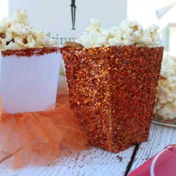 Thanksgiving Inspo: Pumpkin Pie Popcorn