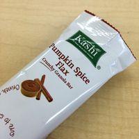 Kashi® Crunchy Granola Bars Pumpkin Spice Flax uploaded by Erin L.