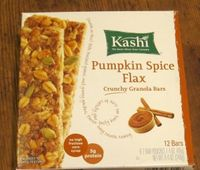 Kashi® Crunchy Granola Bars Pumpkin Spice Flax uploaded by Tammy W.