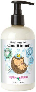 My True Nature Henry's Happy Hair Conditioner- Rosemary/Tea Tree- 12 oz
