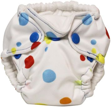 Lil Joey All in One Cloth Diaper- 2 Pack - Gumball