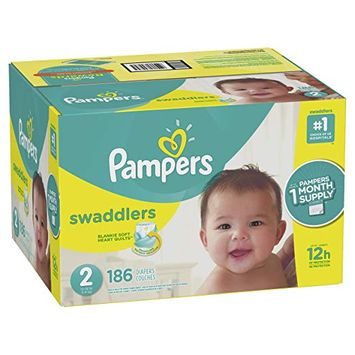 Pampers® Swaddlers™ Diapers Size 2