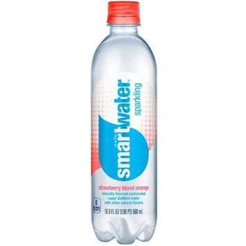 Smartwater Sparkling Strawberry Blood Orange