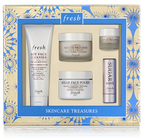 fresh Skincare Treasures