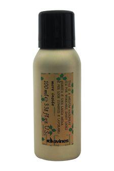 Davines This is a Medium 3.38-ounce Hair Spray