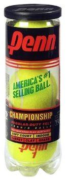 Penn Championship Regular Duty Tennis Balls - 24 Can Case