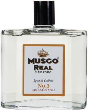 Musgo Real Cologne No. 3 - Spiced Citrus (100ml)