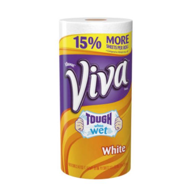 Viva Paper Towels  1 Big Roll
