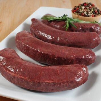 Terroirs D'antan Boudin Noir (Blood Sausage) - 4 Links - 3 x 1 lb