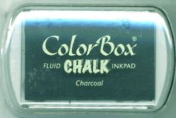 Clearsnap ColorBox Fluid Chalk Inkpad Charcoal - CLEARSNAP, INC.