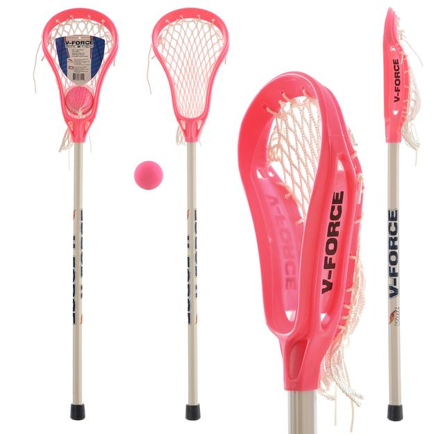 Lion Sports Inc. Voit Lacrosse 30 PVC Stick