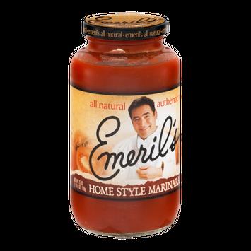 Emeril's All Natural Pasta Sauce Home Style Marinara
