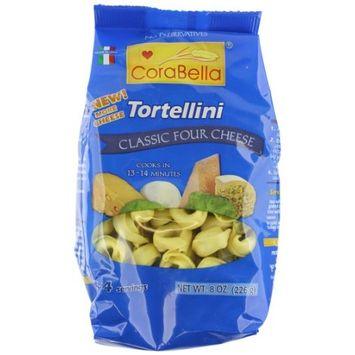Corabella: Classic Four Cheese Tortellini, 8 oz