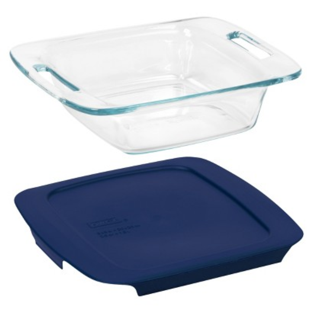 Pyrex Easy Grab 8-inch Square