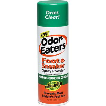 Odor-Eaters Foot & Sneaker Spray Powder 4oz