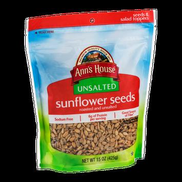 Ann's House Unsalted Sunflower Seeds