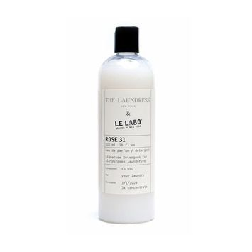 The Laundress New York Le Labo Rose 31 Signature Detergent