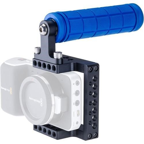 Flashpoint Cage with Top Handle for Blackmagic Pocket Cinema