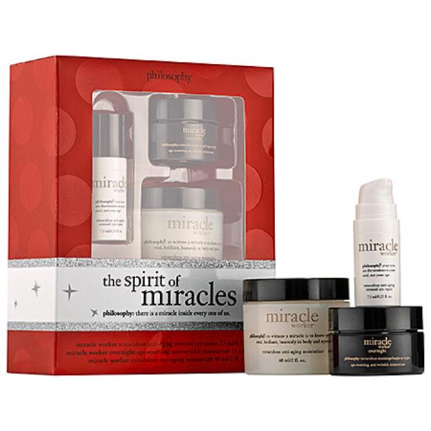 philosophy spirits of miracle kit, 1 kit