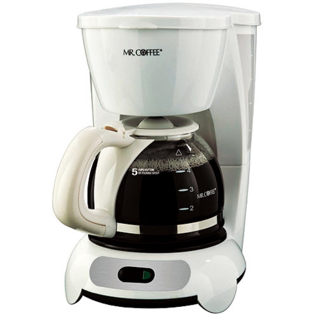 Mr. Coffee Coffee Maker, 5-Cup