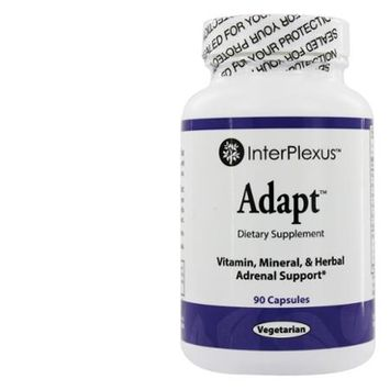 InterPlexus Adapt Adrenal Support 90 Capsules