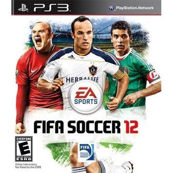 EA FIFA Soccer 12 PS3