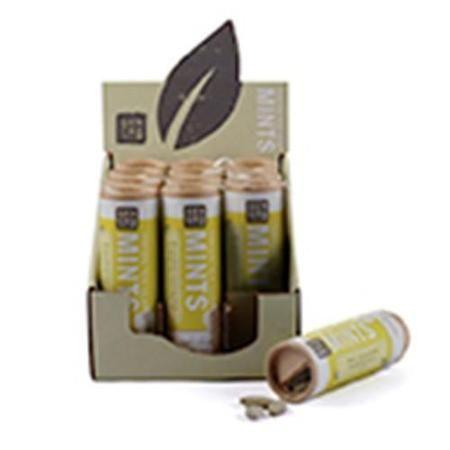 Frontier Natural Foods Frontier Natural Products 225858 Sencha Naturals Green Tea Leaf Mints 0.72 Oz.