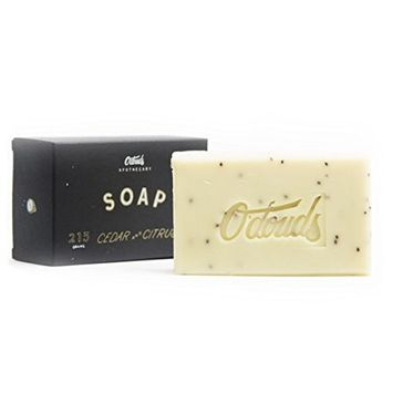 O'Douds All Natural Bar Soap 7.5oz/213g (Cedar & Citrus)
