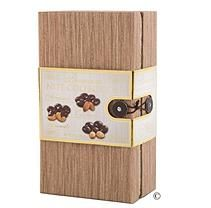 Wine Country Gift Baskets Premium Nut Gift Box (Tan)